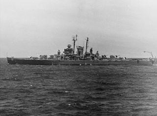 <i>Fargo</i>-class cruiser ship class