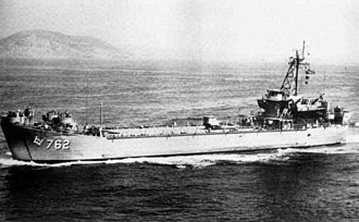 USS Floyd County (LST-762) - LST-762