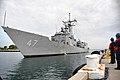 USS Nicholas arrives in NS Guantanamo Bay 120713-N-WW127-852.jpg