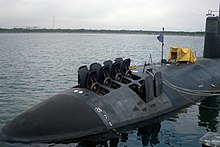 Los Angeles-class submarine - Wikipedia
