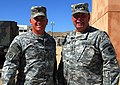 US Army 50814 Gen. Campbell visits 1-1 AD Commander at National Training Center.jpg