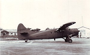 De Havilland Canada DHC-3 Otter - U.S. Army U-1A, July 1967 Hue Citadel Airfield, Republic of Vietnam
