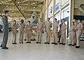US Navy 060816-N-8544C-003 Lt. Greg Englebert assigned to the Pro's Nest of Patrol Squadron Three Zero (VP-30) gives a tour to midshipmen.jpg