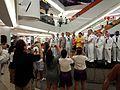 US Seventh Fleet Band's Far East Edition Brass Band performs a public concert 140511-N-ZZ999-001.jpg