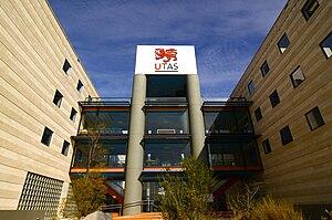 UTAS Centenary Building