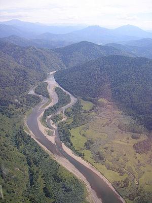 Uba River - Uba river