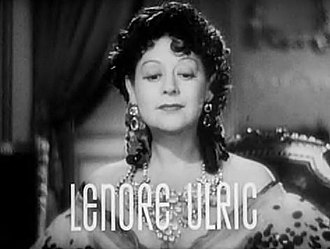Lenore Ulric - Ulric in Camille (1936)