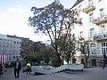 Układ urbanistyczny miasta Tarnowa - ul. Wałowa - zejscie do ul. Piłsudsksiego - 1.JPG