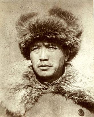 Ulanhu - Ulanhu during his days as a Communist revolutionary