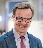 Parteivorsitzender Ulf Kristersson