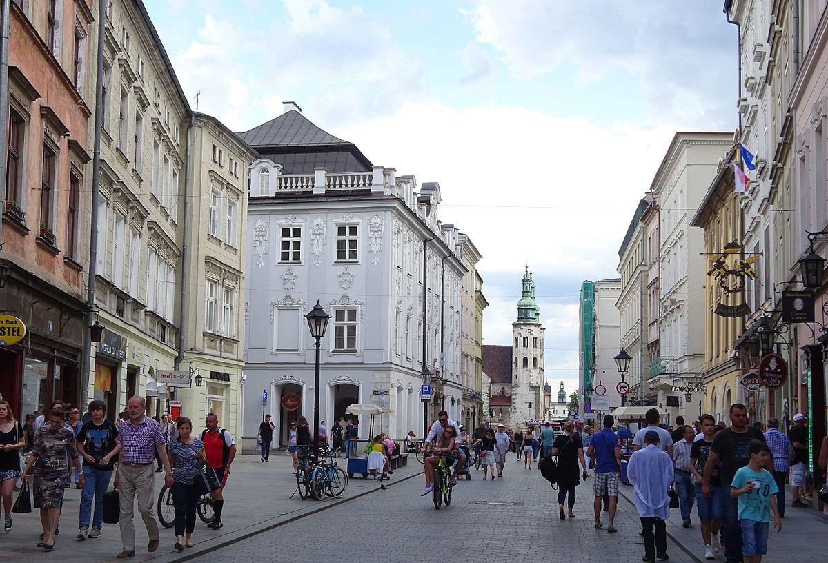 Grodzka Street, Kraków - Wikipedia