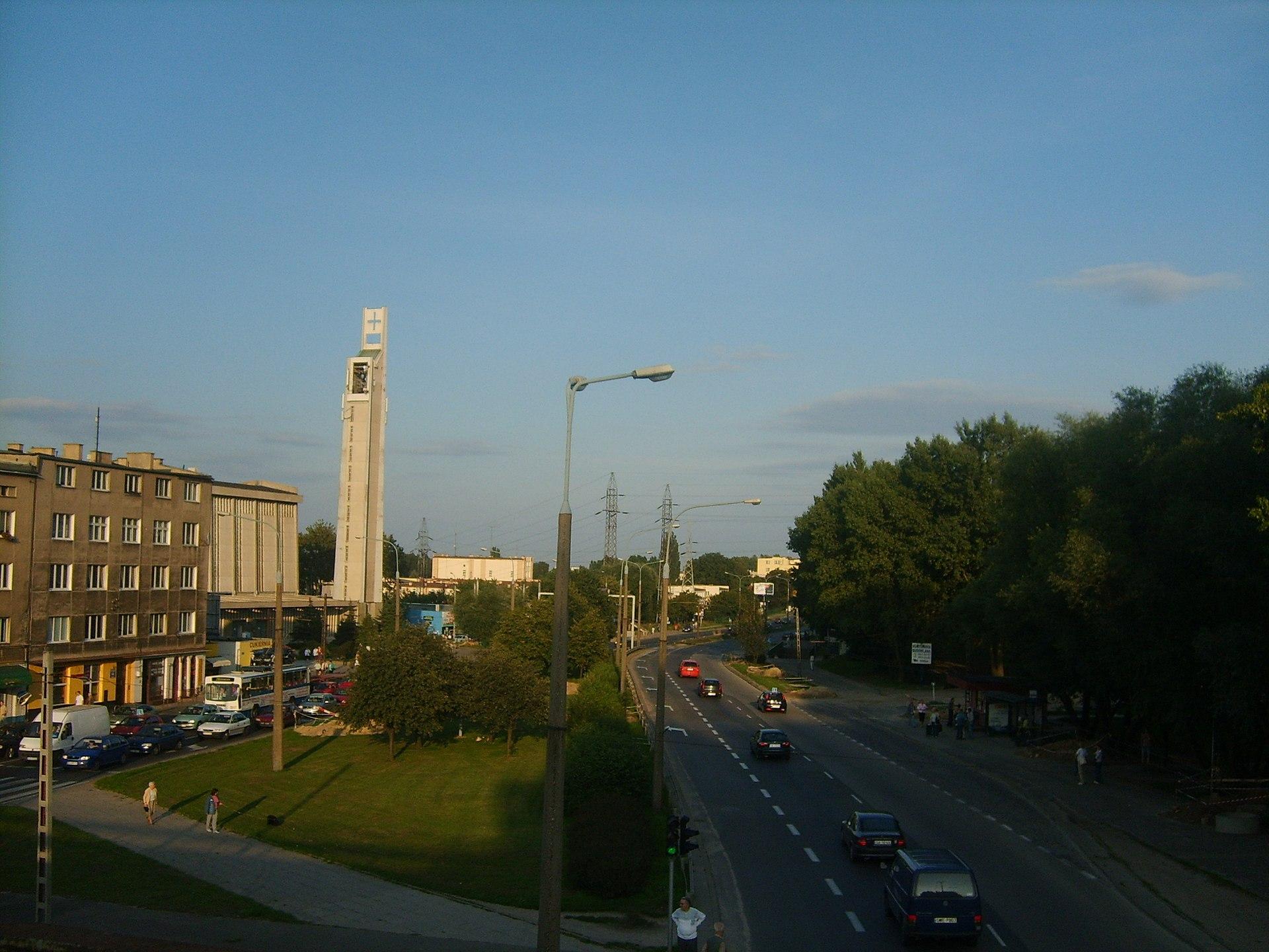 Ulica Morska W Gdyni Wikipedia Wolna Encyklopedia