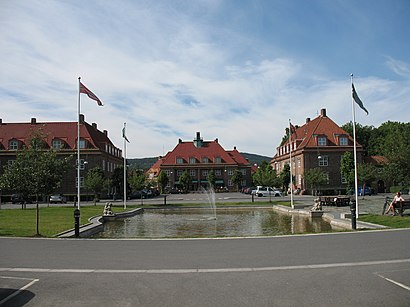 Hvordan komme seg til Ullevål Hageby med offentlig transport - Om stedet