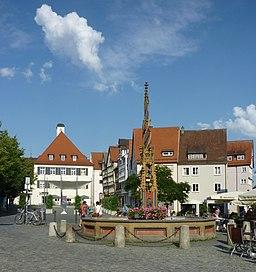 Marktplatz in Ulm