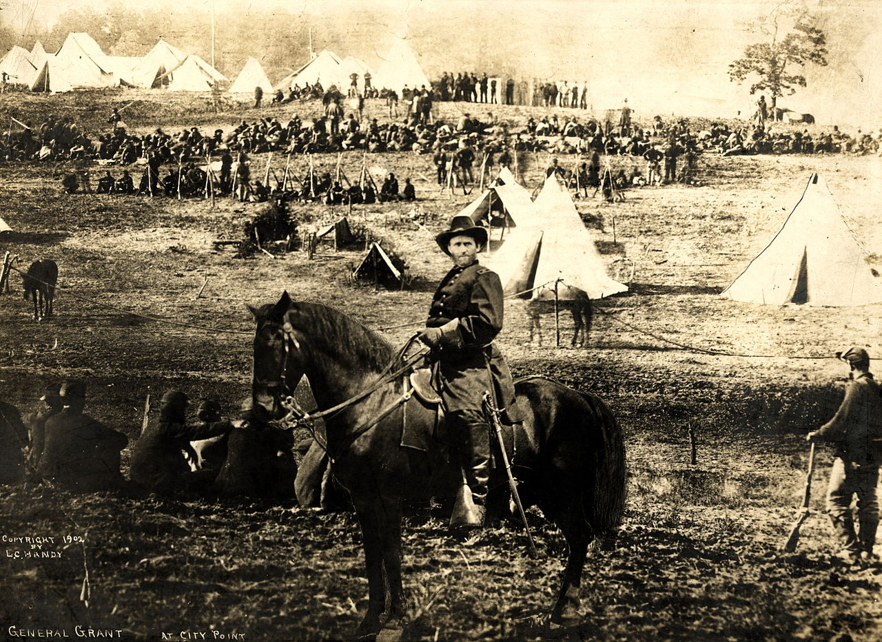 general grant meeting at spotsylvania Thus wrote general grant in his  communication with the commanding general at spotsylvania the  grant used the military telegraph both for grand tactics and .