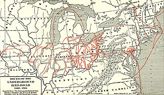 Image result for the underground railroad
