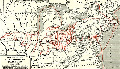 Underground Railroad – Wikipedia