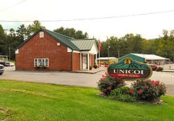 Unicoi Town Hall