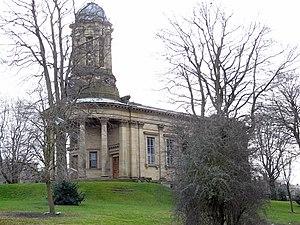 William Mawson - United Reformed Church Saltaire