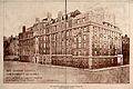 University College Hospital, London; the Maternity Hospital Wellcome V0013634.jpg