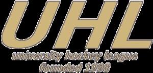 University Hockey League - Image: University Hockey League logo