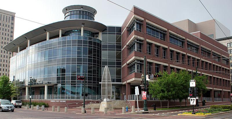 File:University of Houston-Downtown Commerce Building.jpg