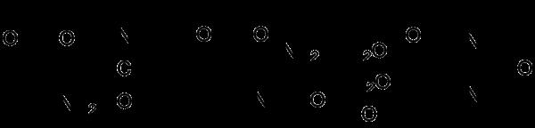 Synthese von Hydantoin aus Glycin und Isocyanat (Urech-Synthese)