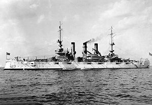 USS Louisiana (BB-19)