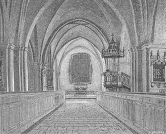 Växjö Cathedral - Image: Växjö domkyrka
