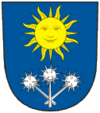 Coat of arms of Věžky