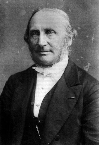 Venceslaus Ulricus Hammershaimb - Image: V.U. Hammershaimb