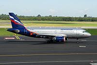 VP-BWJ - A319 - Rossiya