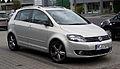 VW Golf Plus Style (Facelift) – Frontansicht, 31. März 2012, Hilden.jpg
