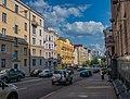 Valadarskaha street (Minsk, Belarus) p07.jpg