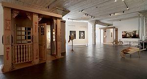 The McLoughlin Gallery - Valecilllos exhibit.
