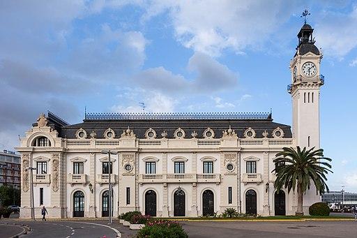 Valencia - Edificio del Reloj 2018-09-26