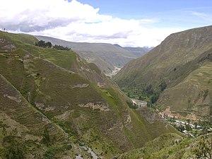 Dos de Mayo Province - Urqumayu valley