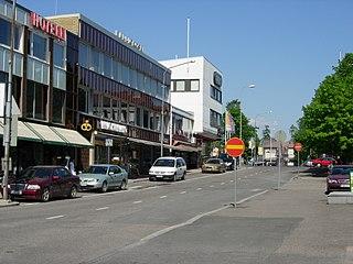 Town in Pirkanmaa, Finland