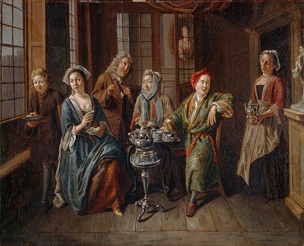 File Van Aken Tea Party Jpg Wikimedia Commons