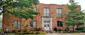 Van Buren County, Arkansas - Image: Van Buren County Courthouse (Arkansas) 009