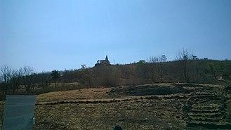 Vardhangad Fort - VardhinideviTemple on the fort