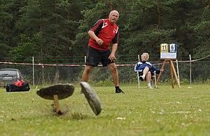 Varpa - Varpa, Stånga Games, Gotland.