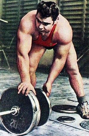 Vasily Alekseyev - Alekseyev circa 1970