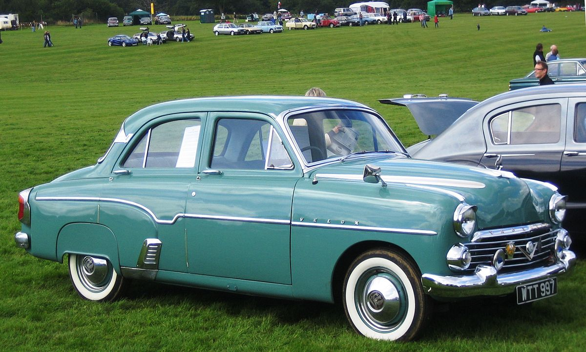 Vauxhall - Wikipedia