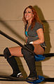 Veda Scott at Smash 2015.jpg