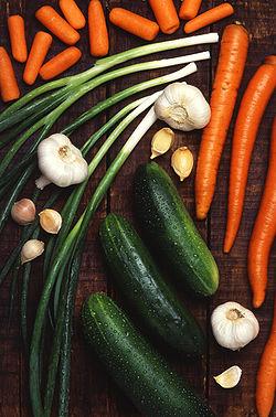 vad är grönsaker