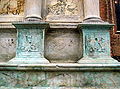 Venezia - Basamento del monumento al Colleoni - Foto Giovanni Dall'Orto, 10-Aug-2007 - 23.jpg