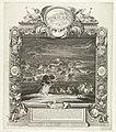 Verovering van een bolwerk van Maastricht door de Fransen op 30 juni 1673 La prise de l'ouvrage a corne de Mastrich (titel op object) Grandes Conquêtes du Roi (serietitel), RP-P-OB-82.288.jpg