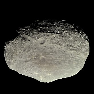 4 Vesta - Color image of Vesta taken by Dawn