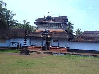 Nilambur Kingdom - Vettekkorumakan temple